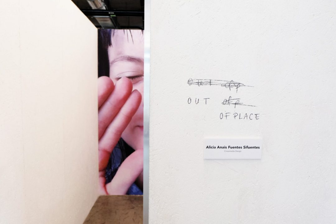out of place – exhibition